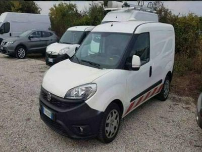 usata Fiat Doblò 2.0 MJT Cargo ALLESTIMENTO INTERNO