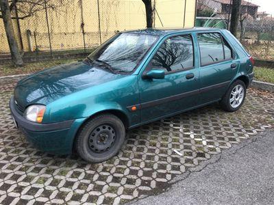 gebraucht Ford Fiesta 1.2 Benzina 5 porte