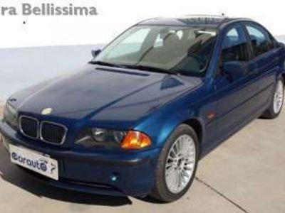 usata BMW 320 d turbodiesel cat 4 porte rif. 10287685