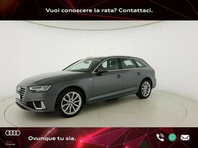 usata Audi A4 avant 40 2.0 tfsi (ultra) mhev S line Edition 190c