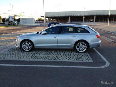 begagnad Audi A6 Avant multitronic advance