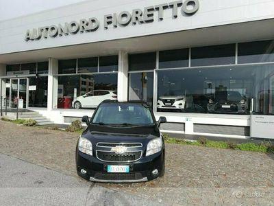 usata Chevrolet Orlando 2.0d lt 130cv