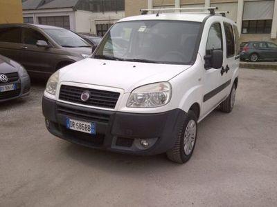 brugt Fiat Doblò 1.6 16V Natural Power Active usato