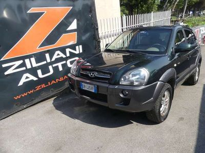 usata Hyundai Tucson 2.0 CRDi VGT Active..4WD..PELLE TOTALE!!
