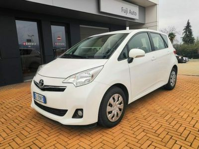 usata Toyota Verso-S Benzina