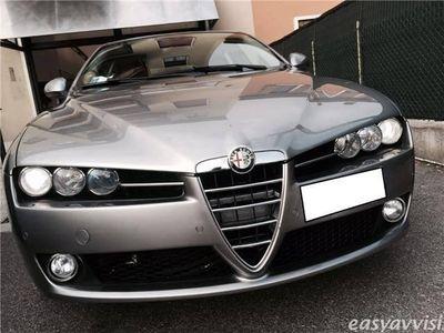 usata Alfa Romeo 159 2.4 jtdm 20v sportwagon exclusive q-tron diesel station wagon grigio chiaro