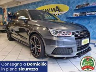 usata Audi S1 Sportback 2.0 TFSI quattro TAGLIANDI E GARANZIA UF Benzina