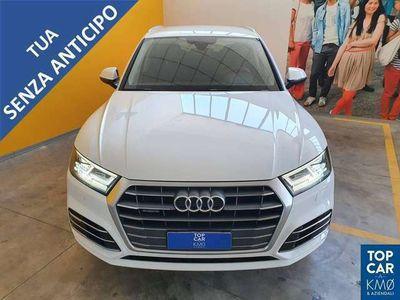 usata Audi Q5 2.0 TDI 190 quattro S lineTUA SENZA ACCONTO€375