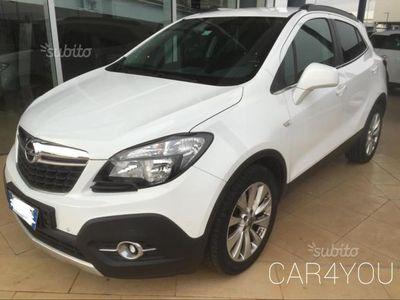 usata Opel Mokka 1.4 Turbo GPL Tech 140cv EURO 6 - 2015