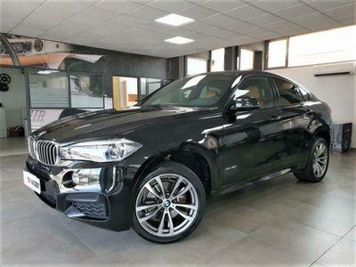 usata BMW X6 M xDrive40d Msport - 2016 *Iva Esposta*