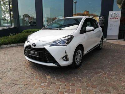 usata Toyota Yaris 5p 1.5 hybrid Active my18