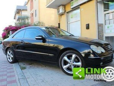 usata Mercedes CLK200 Classe CLKKompr. TPS Elegance