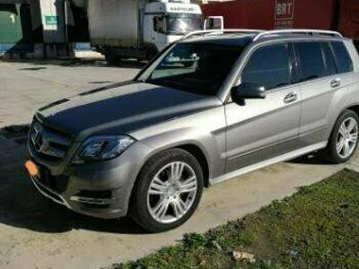 usata Mercedes GLK200 sport automatic full edition