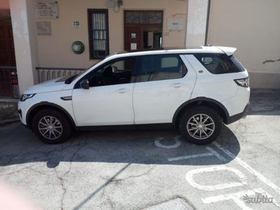 used Land Rover Discovery Sport - 2015
