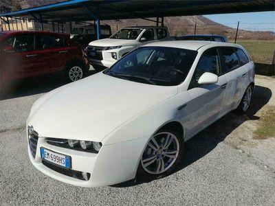 usata Alfa Romeo 159 2.0 JTDm SW Distinctive