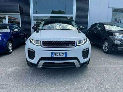 usata Land Rover Range Rover evoque 2.0 TD4 180 CV SE DYNAMIC