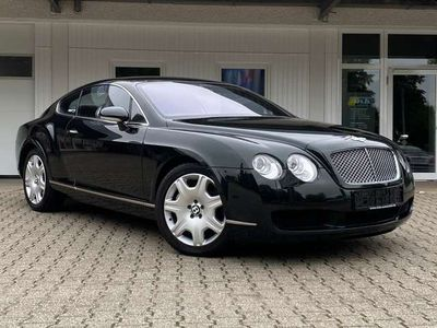 usata Bentley Continental GT LPG
