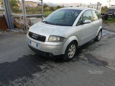 brugt Audi A2 - 2002 1.4 tdi