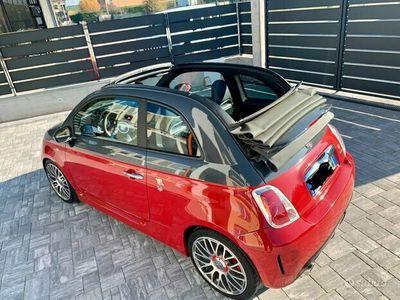 usata Abarth 595C cabrio