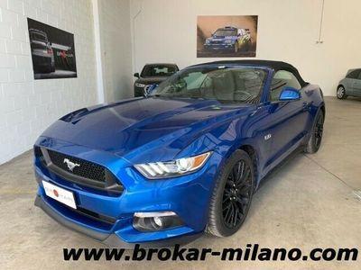 usata Ford Mustang GT Convertible 5.0 V8 TiVCT