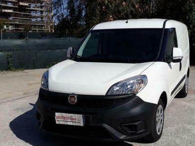 usata Fiat Doblò 1.3 MTJ 90 CV KM. 17.000 CERT.TRASPORTO ALIMENTI