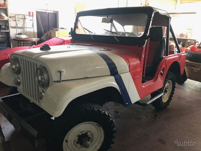 used Jeep Willys jc del 1957