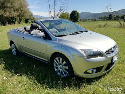 used Ford Focus Cabriolet cc titanium 20 tdci 137cv