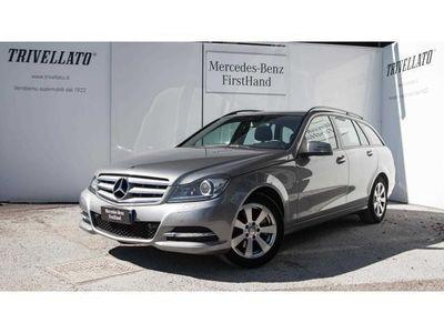 usata Mercedes C220 CDI SW BlueEFFICIENCY Executive