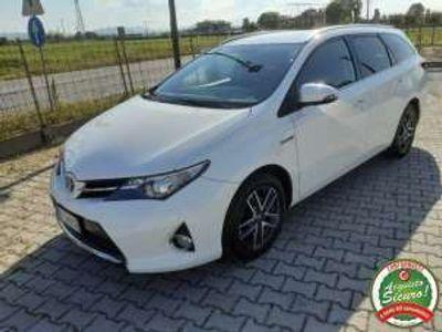 usata Toyota Auris Touring Sports 1.8 Hybrid Active Plus Elettrica/Benzina