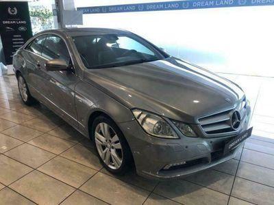 usata Mercedes E250 Classe ECDI Coupé BlueEFFICIENCY Avantgarde