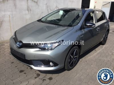 brugt Toyota Auris AURIS1.8H 5P BLACK ED. MY18+