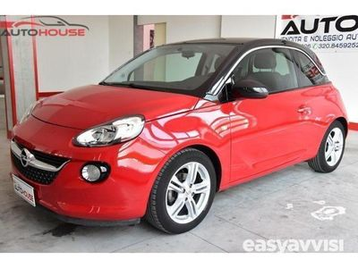 used Opel Adam 1.2 70 cv jam neopatentati benzina