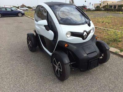usata Renault Twizy Intense White