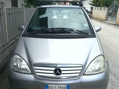 käytetty Mercedes A140 A 140 cat Elegancecat Elegance