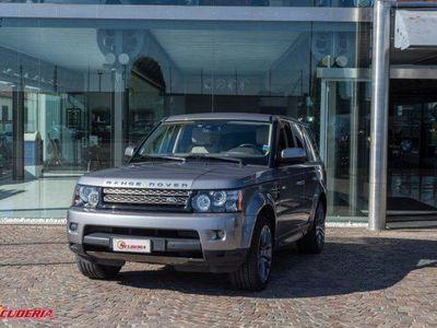 used Land Rover Range Rover Sport 3.0 SDV6 HSE