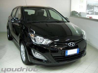 usata Hyundai i20 Metano Aziendale 5anni F/I+3 Tagliandi*