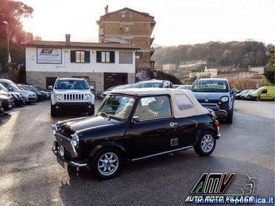 usado Mini 1000 Park Lane Cabriolet PELLE-RADICA-GPL Soriano Nel Cimino