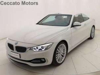 usata BMW 428 Serie 4 i Cabrio Luxury