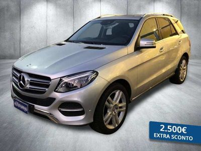usata Mercedes GLE350 CLASSE GLEd Exclusive 4matic auto