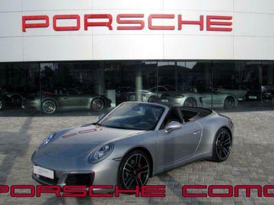 usata Porsche 911 Carrera 4S Cabriolet 991 3.0 Cabriolet-FULL OPTIONAL-IVA ESP