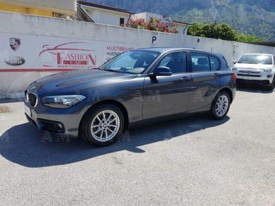 begagnad BMW 114 d 5p. Sport