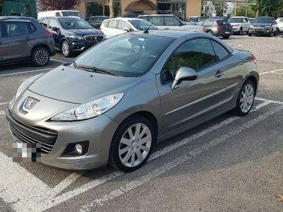usata Peugeot 207 CC 1.6 8V HDi 112CV Allure
