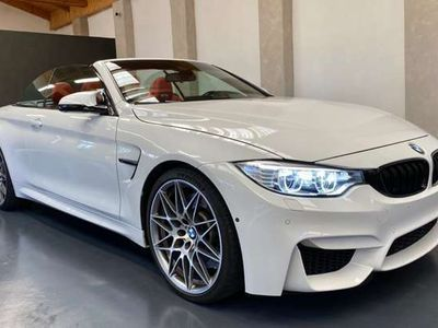 usata BMW M4 Cabriolet COMPETITION DKG F1 49000KM!