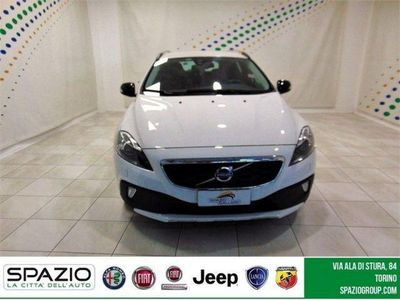 brugt Volvo V40 CC V40 Cross Country D4 Geartronic Kinetic usata a Torino