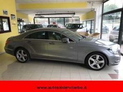usata Mercedes CLS250 cdi blueefficiency diesel