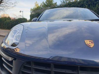 brugt Porsche Macan S