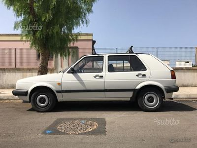 usata VW Golf II Golf 1300 3 porte GL
