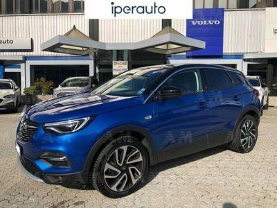 usata Opel Grandland X 1.2 130 CV B-Color del 2018   Offerta SUV a 21900 €