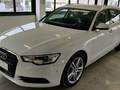usata Audi A6 sw Avant 3.0 QUATTRO TDI 245cv FULL FULL