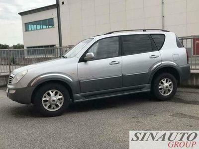 usata Ssangyong Rexton 2.7 XDI 4WD RIDOTTE - EST. 7 POSTI